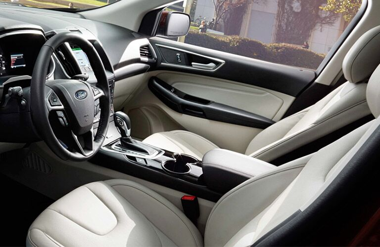seating on the 2016 Ford Edge