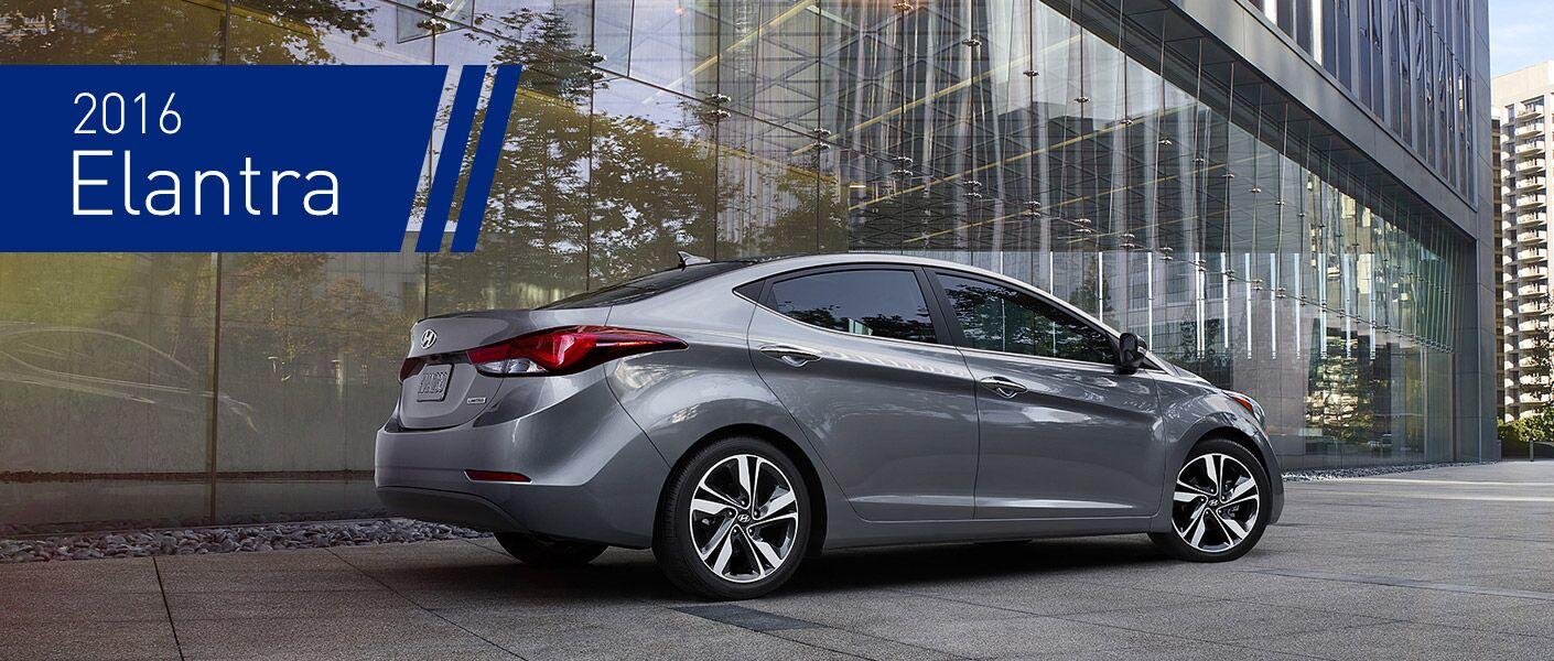 2016 Hyundai Elantra Green Bay WI