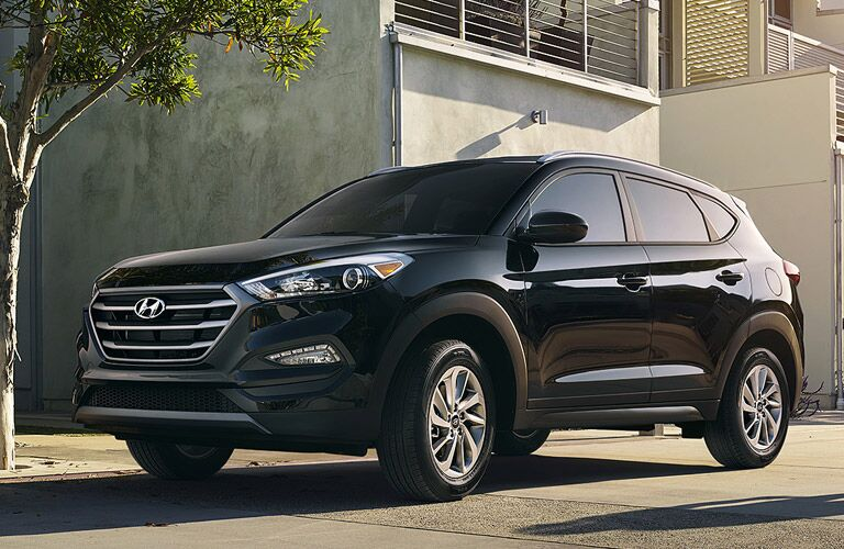 2016 Hyundai Tucson stylish exterior