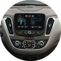 2016 Chevy Malibu MyLink with Apple CarPlay
