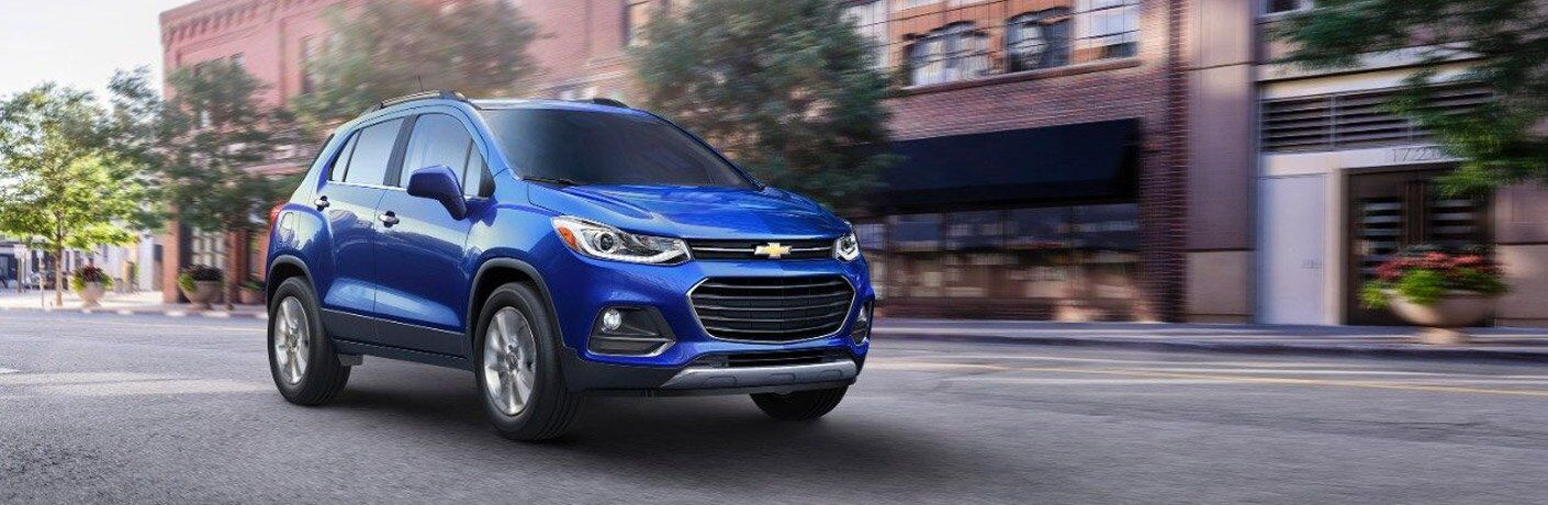 2017 Chevy Trax In Green Bay Wi