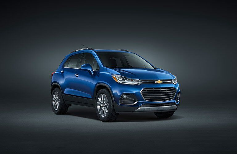 2017 Chevy Trax exterior front