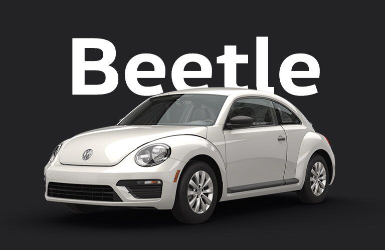 2017 Volkswagen Beetle Exterior Driver Side Front Profile with Nameplate