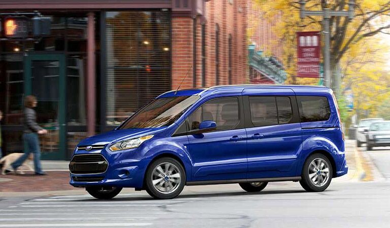 Ford Transit Connect perfect driving vehicles