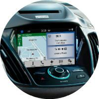 2016 Ford Escape with Sync 3