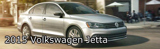 2015 Volkswagen Jetta information and specs