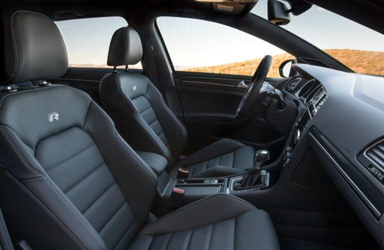 2016 Volkswagen Golf R Woodland Hills CA badging ambient lighting