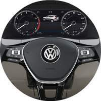 2018 volkswagen vw atlas s launch edition digital cockpit technology safety advanced