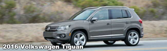 learn more 2016 VW Tiguan