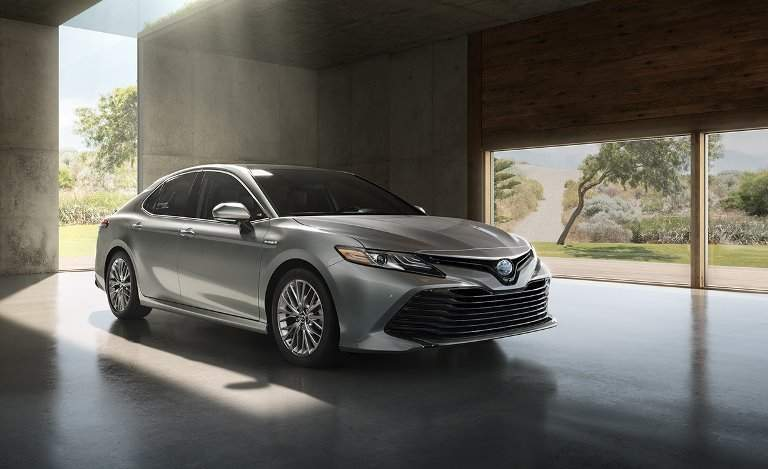 Bold Styling Impressive Performance And Advanced Technology Safety Features All Make The Toyota Camry