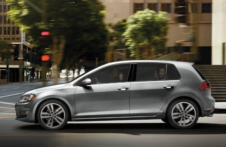 2016 VW Golf exterior