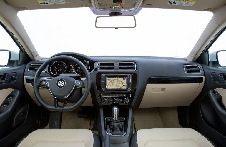 2016 Volkswagen Jetta interior features vs Corolla