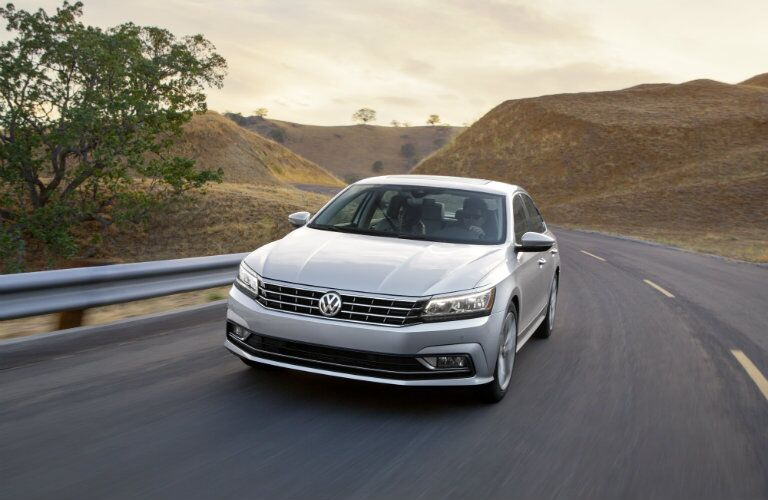 2016 VW Passat exterior redesign styling
