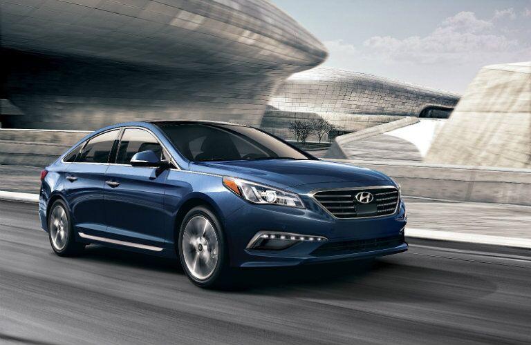 2016 Hyundai Sonata exterior redesign