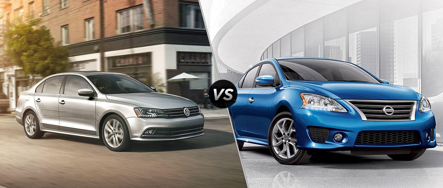 2016 Volkswagen Jetta vs 2016 Nissan Sentra