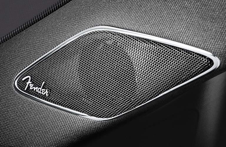 Fender speaker in 2018 Volkswagen Jetta