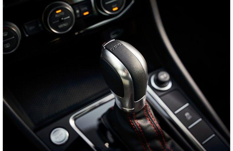 2019 VW Jetta GLI gear shifting knob