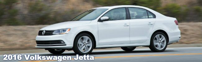 2016 VW Jetta features and specifications