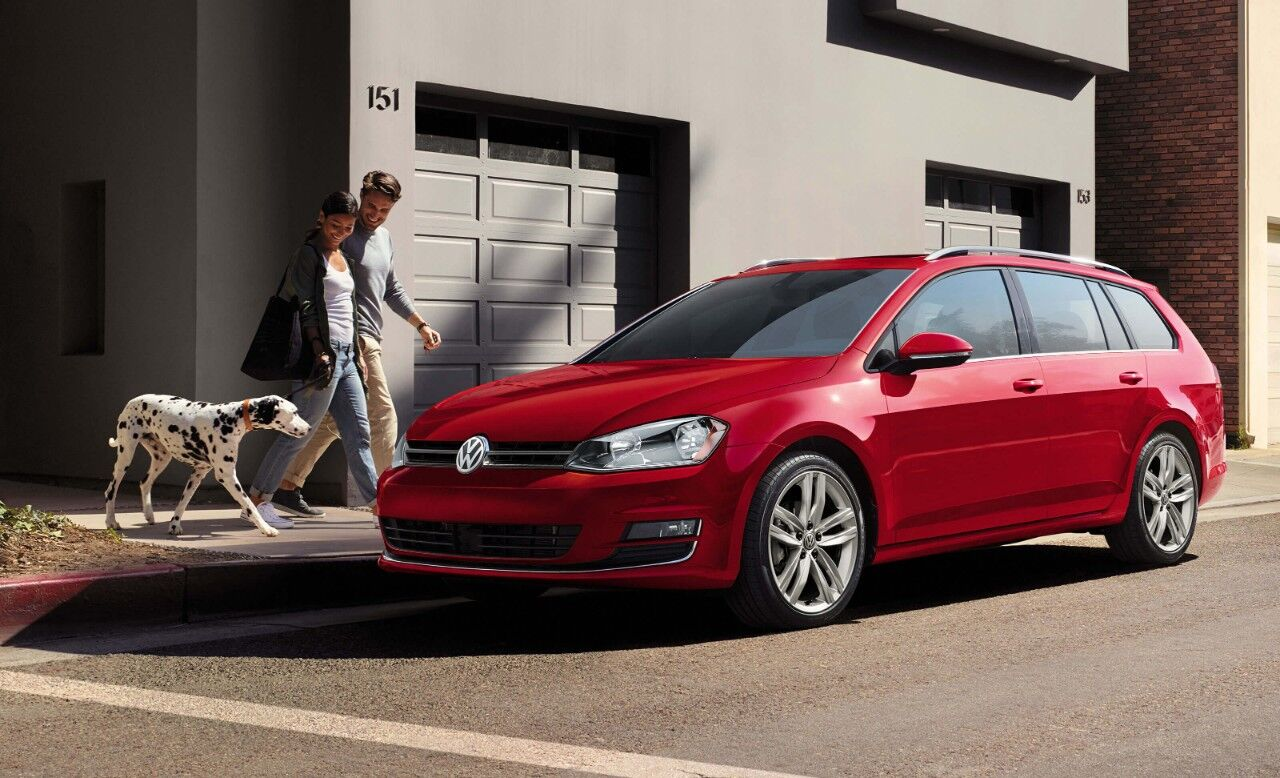 2017 Golf SportWagen available in South Jersey