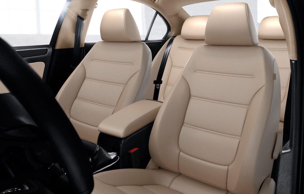 interior of the 2017 Volkswagen Jetta near Atlantic City