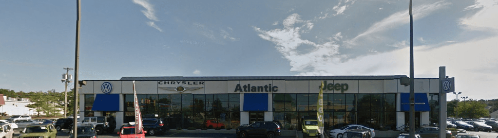 Atlantic City area VW dealer