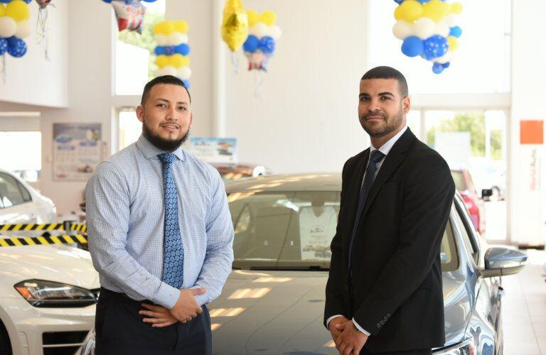 Profesionales de ventas a Atlantic VW
