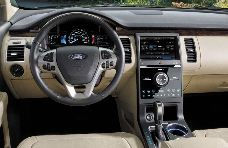 Flex Steering and Dash