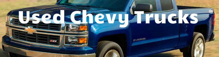 Used Chevy Trucks Indianapolis IN