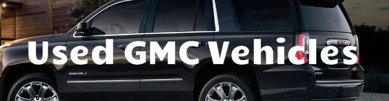 Used GMC Vehicles Indianapolis IN