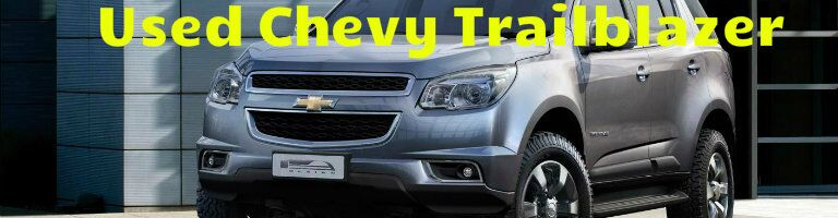 Used Chevrolet Trailblazer Indianapolis IN