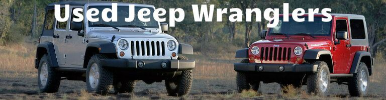Used Jeep Wrangler Indianapolis, IN