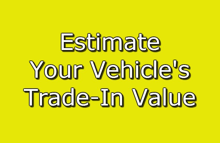 calculate late trade-in value for used car indianapolis