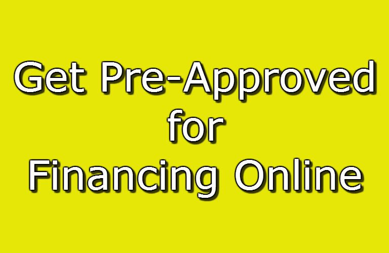 used car financing pre-approval indianapolis in