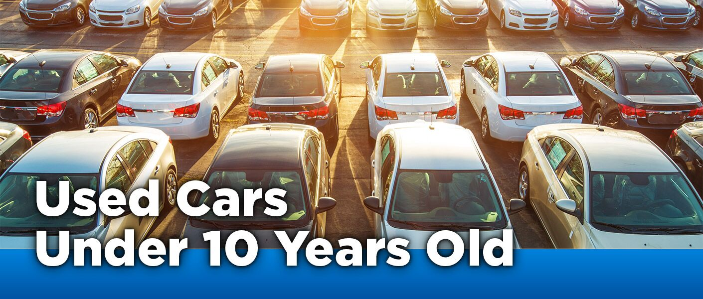 Find Used Cars Under 10 Years Old in Indianapolis