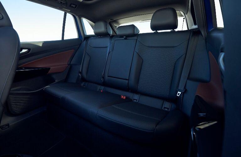 2021 ID.4 rear seats