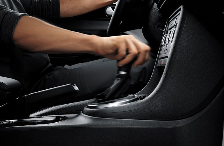 2016 Volkswagen Beetle R-Line paddle shifters