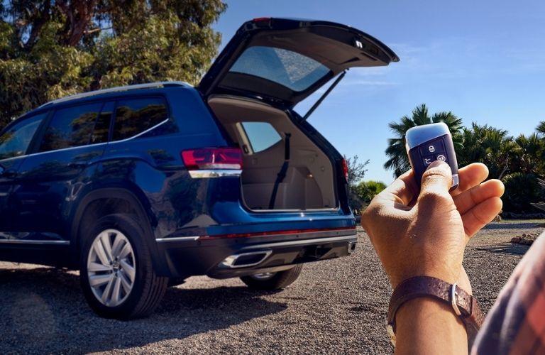 2022 Volkswagen Atlas Smart Key