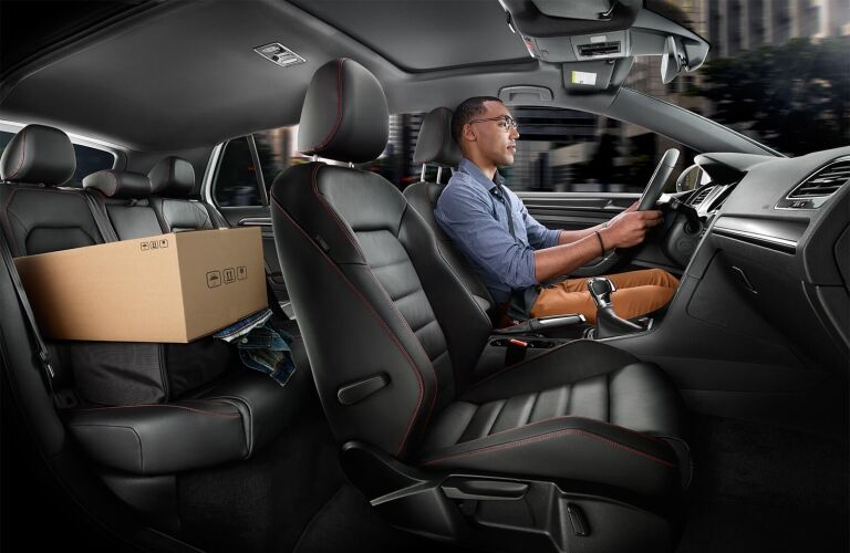 2020 Golf GTI full cabin showcase