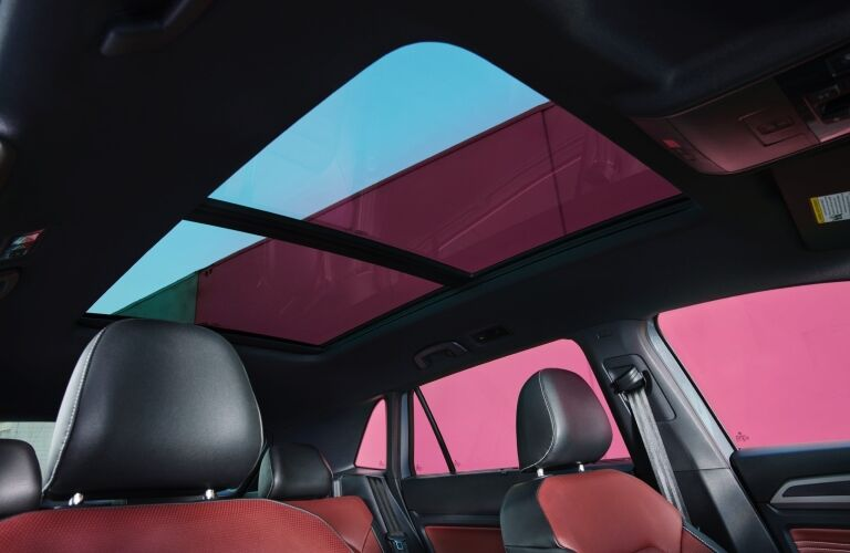 2020 ACS panoramic roof showcase