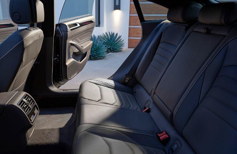 2021 Arteon rear seats