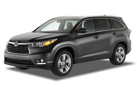 2014 Toyota Highlander Puts Safety First