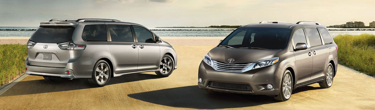 Test Drive a Pre Owned Toyota Sienna Test Drive