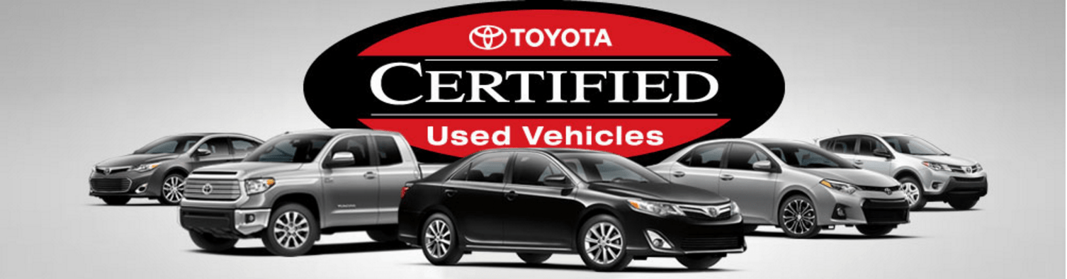 Certified Toyota Frequently asked questions