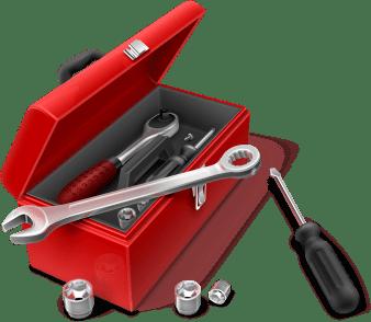Toyota Tool Box