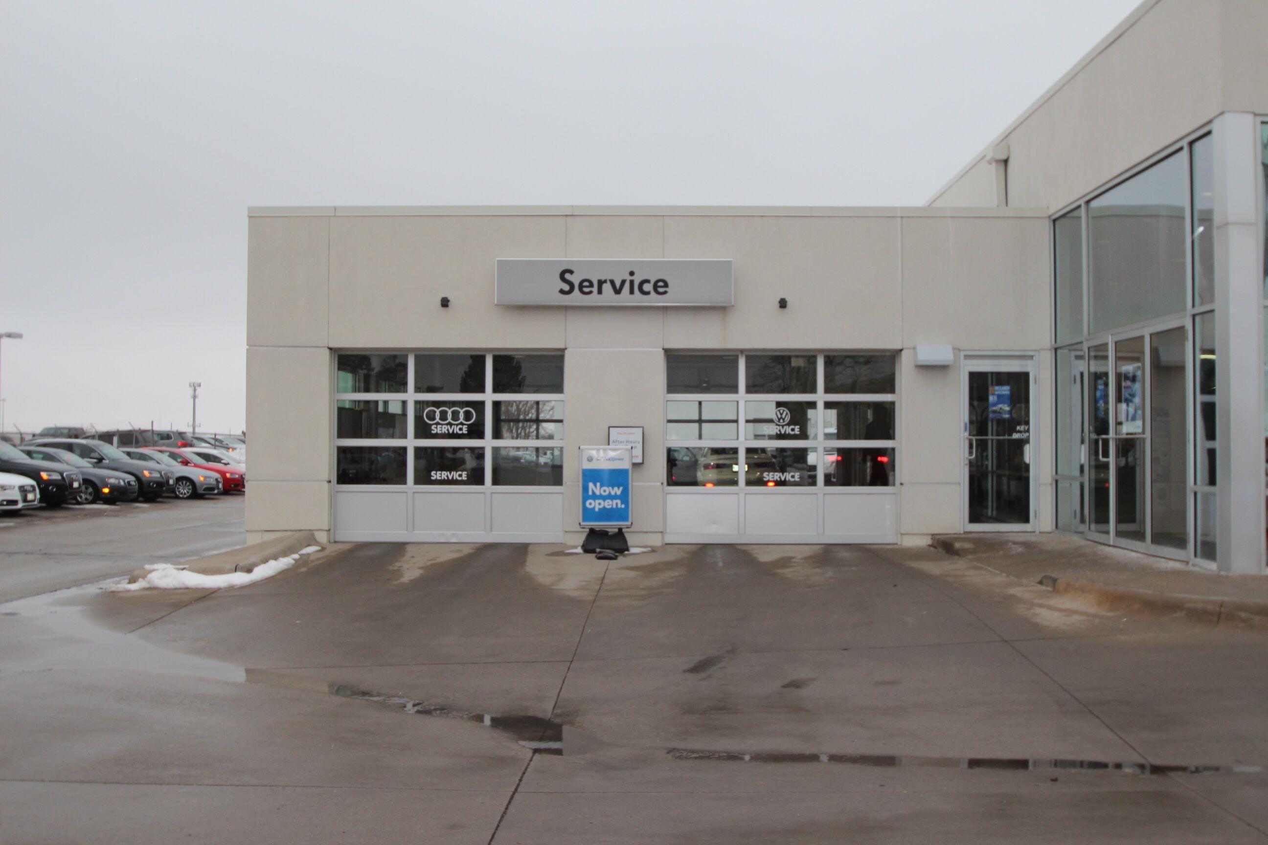 Service Center Baxter Volkswagen Westroads Omaha, NE