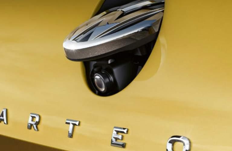 2018 VW Arteon rearview camera