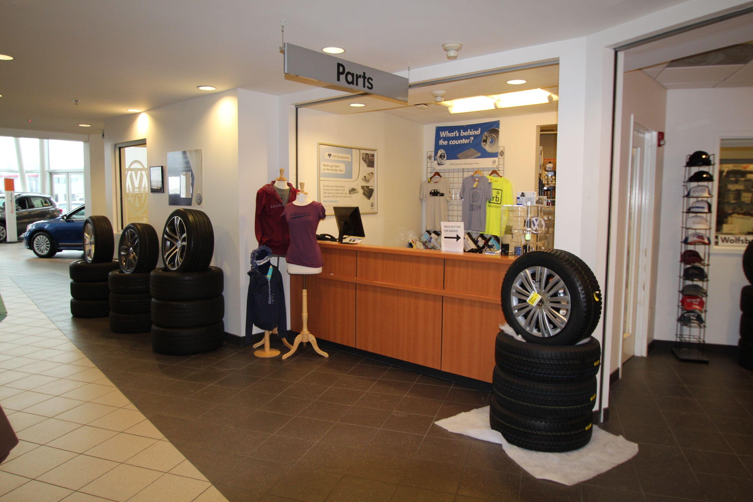 Service Center Baxter Volkswagen La Vista, NE