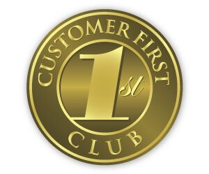 Customer First Club Logo