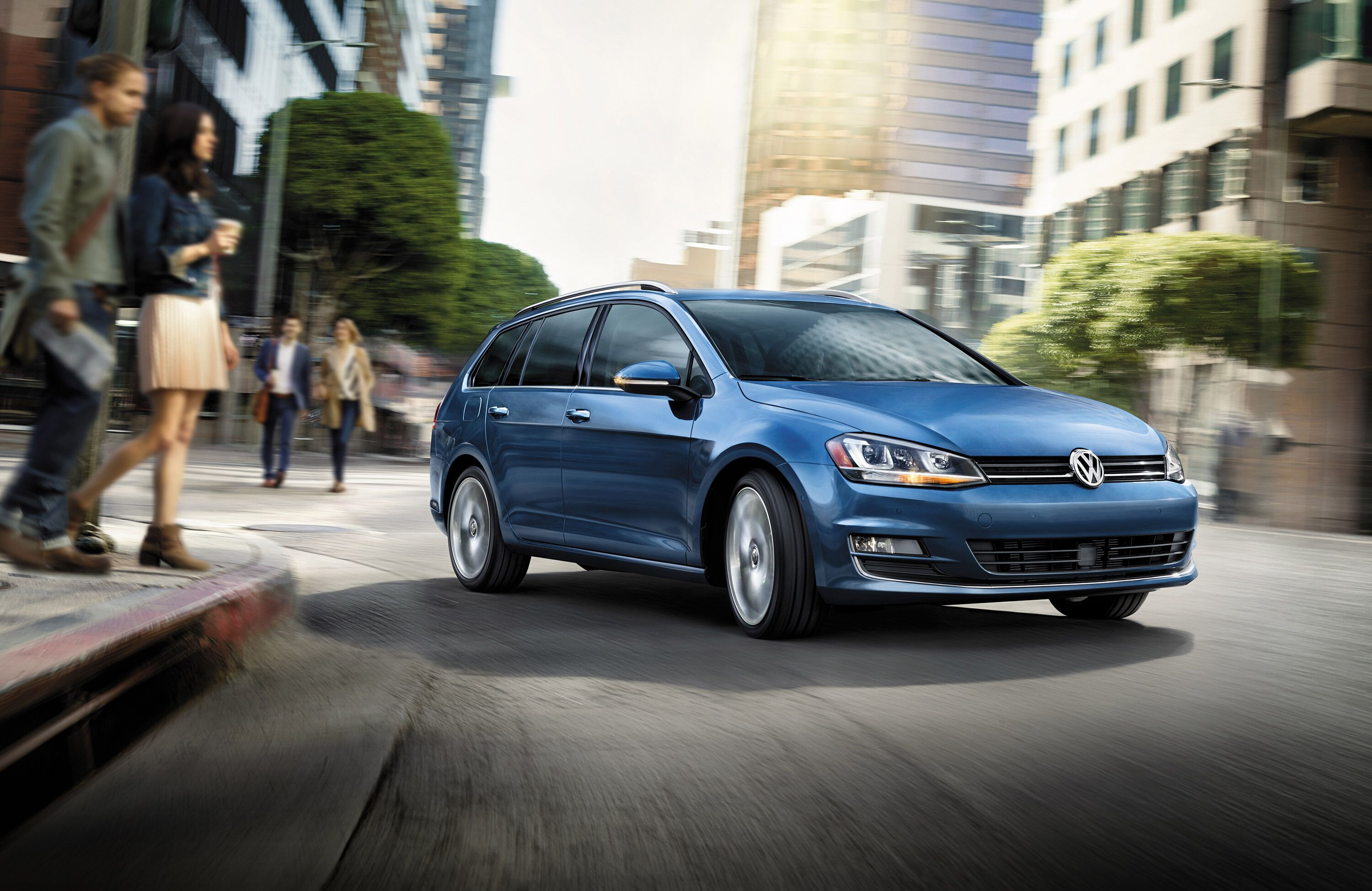2016 Volkswagen Golf SportWagen from Volkswagen of Van Nuys