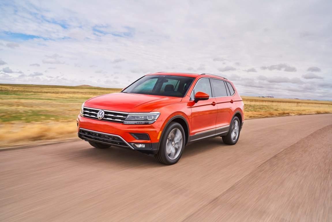 2018 Volkswagen Tiguan - New Lower Prices | Volkswagen Van Nuys